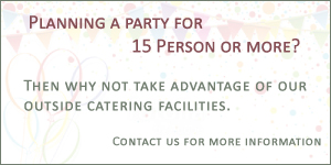 Planning a party?